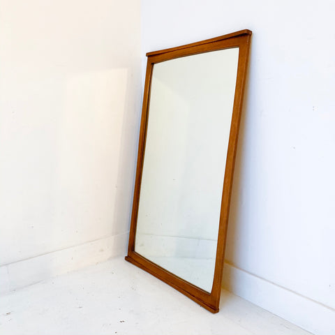 Mid Century Tall Mirror