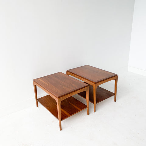 Pair of Lane Rhythm End Tables