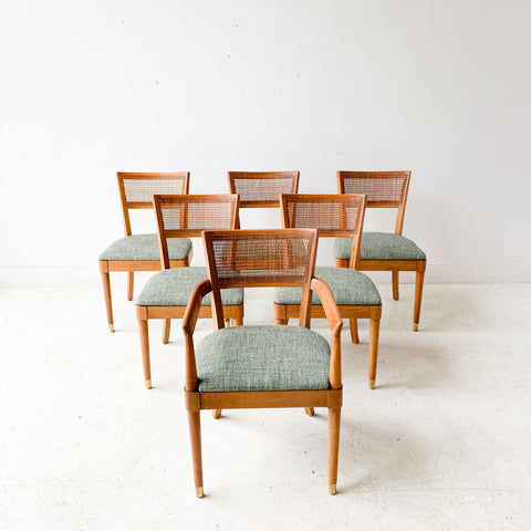 Set of 6 Drexel Dining Chairs
