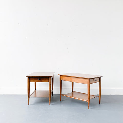 Pair of Mersman End Tables