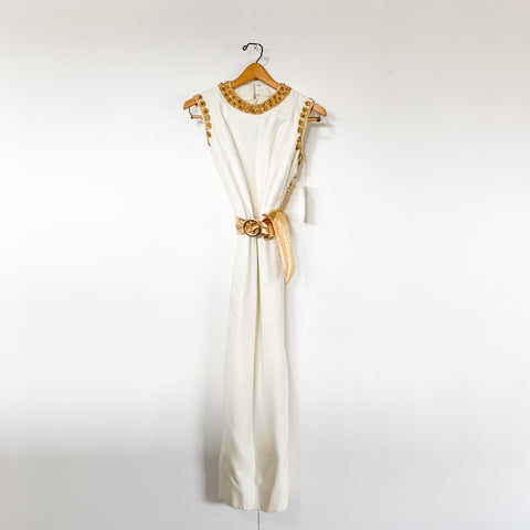 Greek Inspired Dress - S