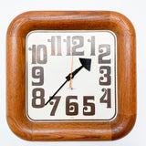 Square with Rounded Corner Howard Miller Clock