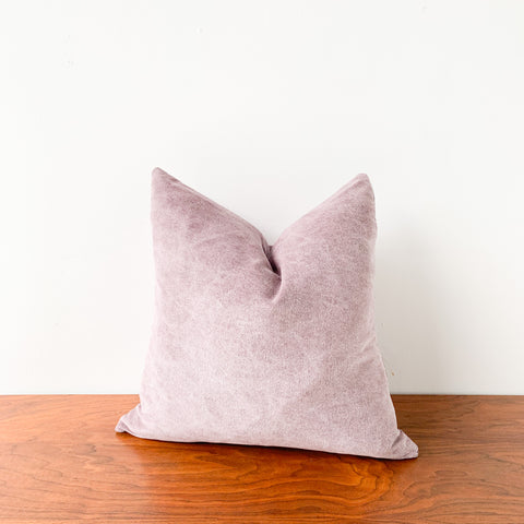 Mauve Pillow