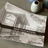"""Make Your Own Modern in the Mountains"""