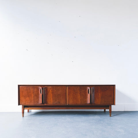 Mid Century Modern Low Sideboard/Media Center by Ramseur