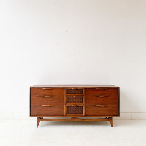 Mid Century Modern Lane Perception Dresser