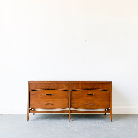 Mid Century Modern Dresser with Formica Top