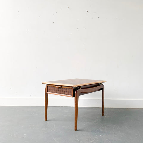 Lane Perception End Table