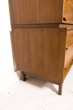 Mid Century Kent Coffey Highboy