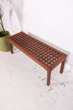 Teak Coffee Table/Bench