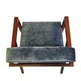 Franco Albini Walnut Chair