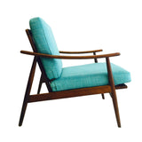 Walnut Lounge Chair