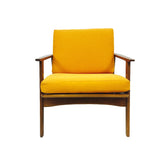 Mustard Lounge Chair