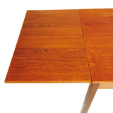 Danish Expandable Dining Table