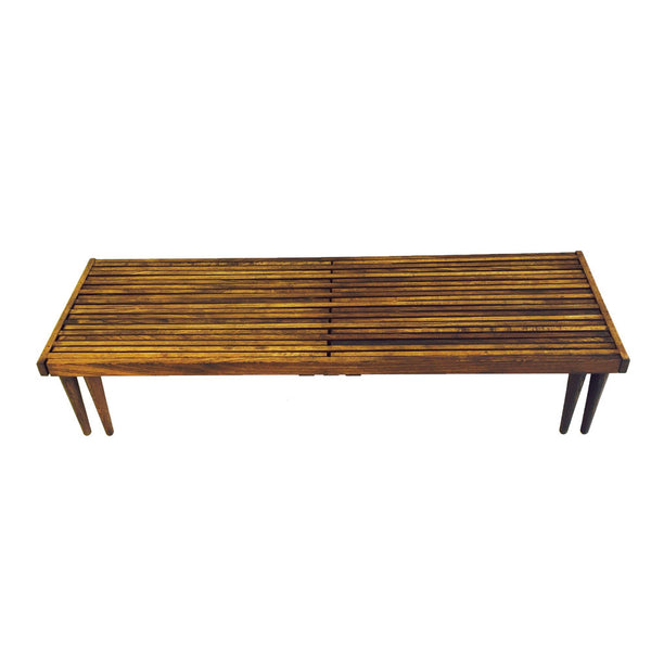 Expandable Slat Bench Atomic Furnishing Amp Design