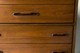 Mid Century Highboy Dresser