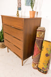 Cherry Highboy Dresser