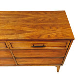 Dixie Nine Drawer Dresser