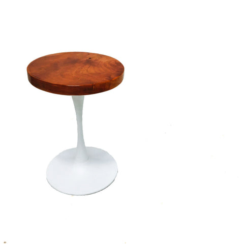 Tulip Base End Table