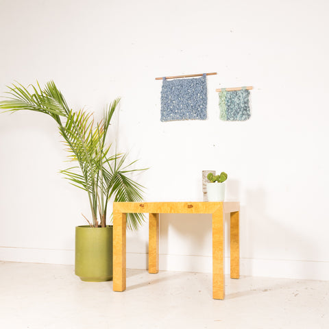 Milo Baughman End Table