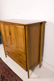 Mid Century Highboy Dresser by Morganton