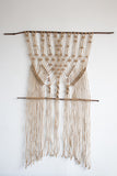 Natural Macramé Wall Art