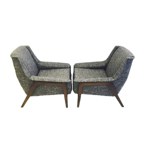 Pair of Dux Chairs