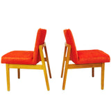 Pair of Mid Century Occasional Chairs