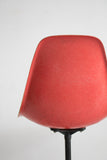 Herman Miller Swivel Chair - Red