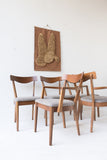Set of 5 American of Martinsville Dining Chairs