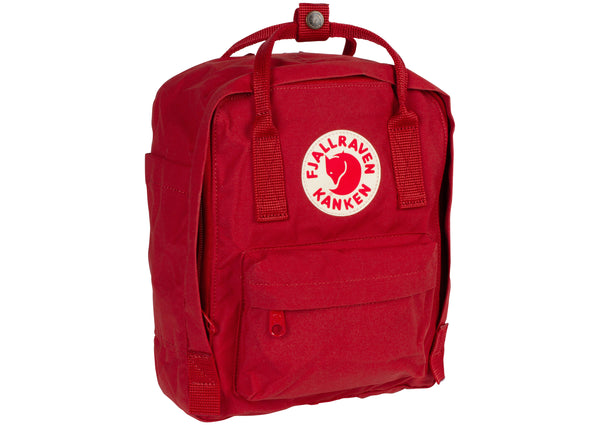 Fjallraven Kanken Mini Deep Red