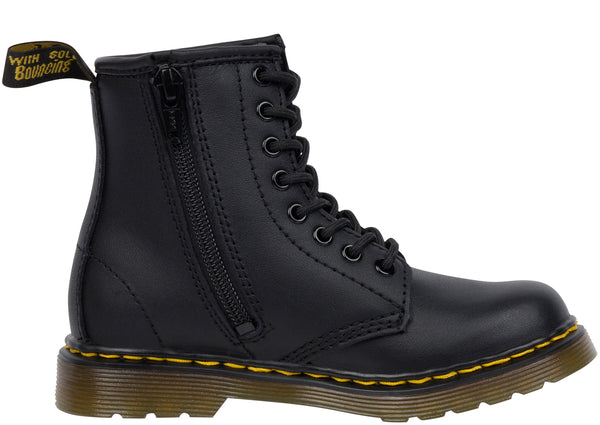 Dr Martens Kids Delaney Softy  T Black