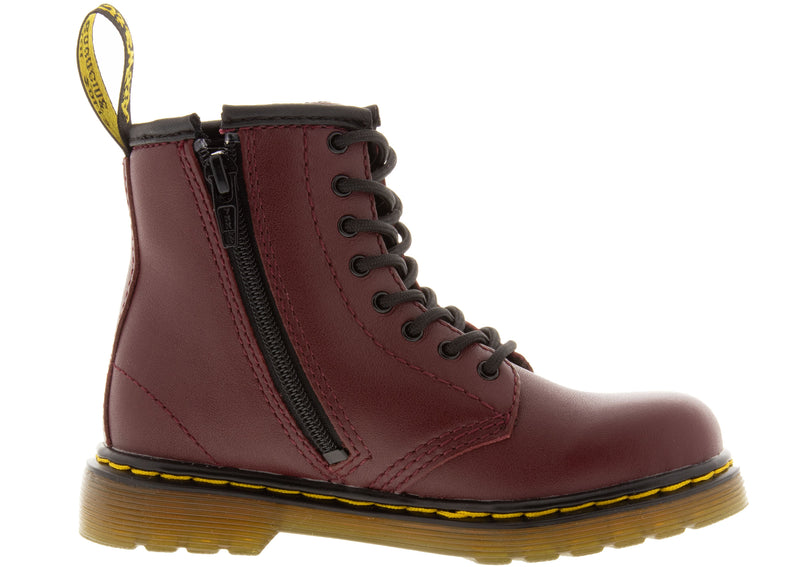 Dr Martens Toddlers 1460 Softy T Cherry Red