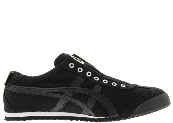 Asics Onitsuka Mexico 66 Slip On Black Black