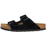 Birkenstock Womens Arizona Suede Black Thumbnail 3