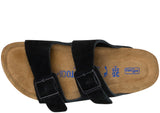Birkenstock Womens Arizona Suede Black Thumbnail 5