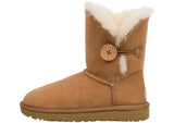 UGG Womens Bailey Button II Chestnut Thumbnail 4