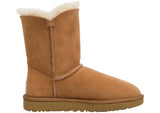 UGG Womens Bailey Button II Chestnut Thumbnail 3
