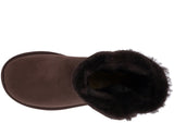 UGG Womens Bailey Button II Chocolate Thumbnail 4