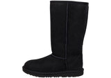 UGG Childrens Classic Tall II Black Thumbnail 3