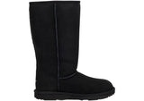 UGG Childrens Classic Tall II Black Thumbnail 4