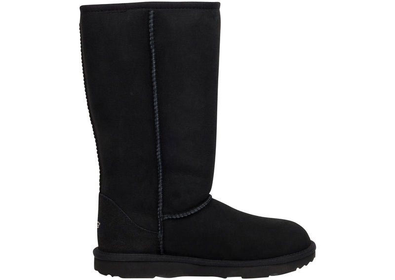 UGG Childrens Classic Tall II Black