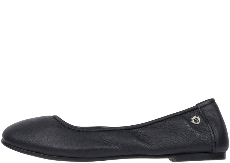 Minnetonka Womens Anna Black