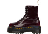 Dr Martens Vegan Jadon II Cambridge Brush Cherry Red Thumbnail 8