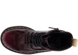 Dr Martens Vegan Jadon II Cambridge Brush Cherry Red Thumbnail 7