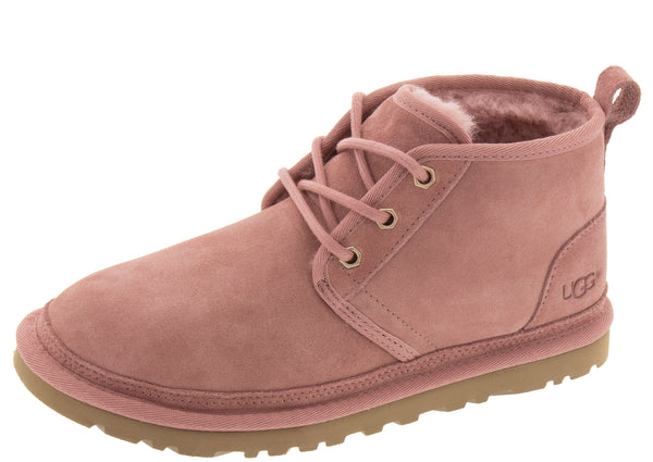 UGG Womens Neumel Pink Dawn