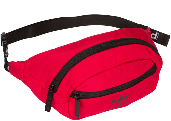 adidas Originals National Waist Pack Scarlet Black