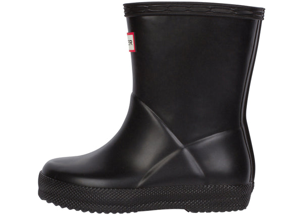 Hunter Toddlers Kids First Classic Black