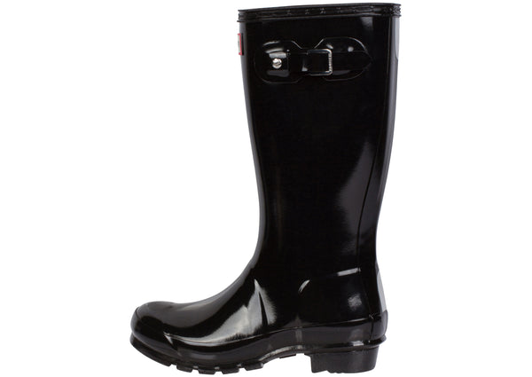 Hunter Childrens Original Kids Gloss Black