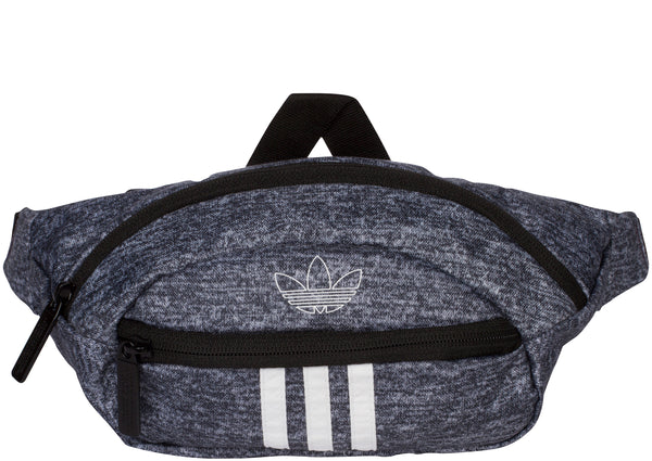 adidas Original National 3 Stripe Waist Pack Onix
